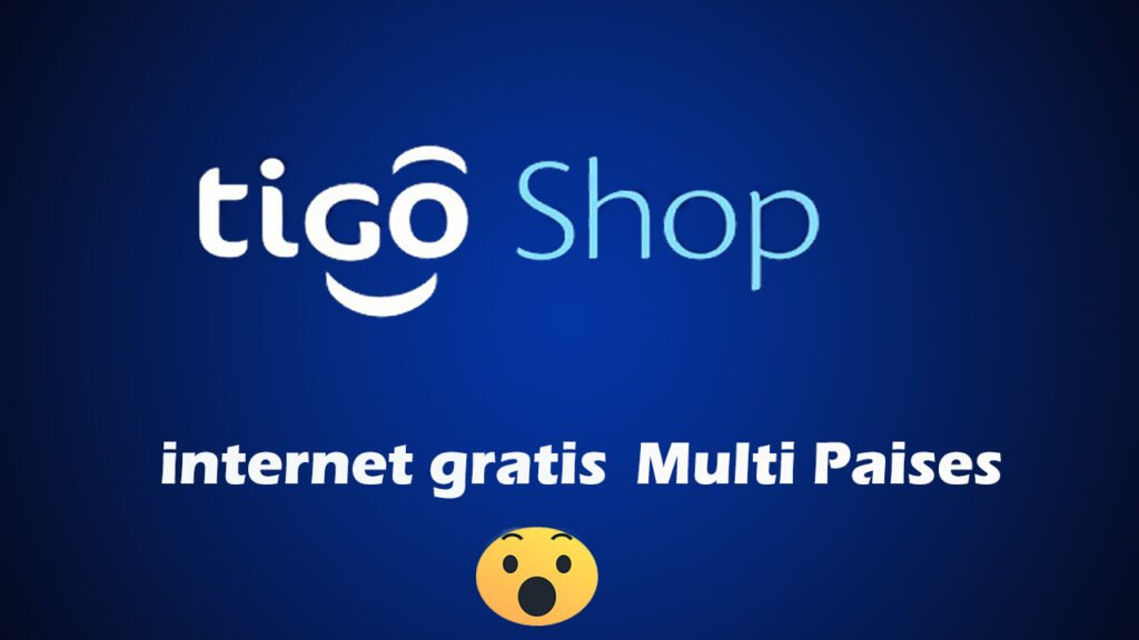 tigo shop internet gratis