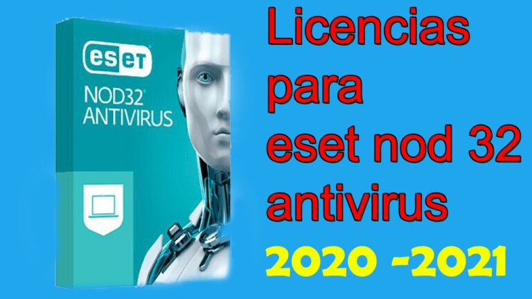 licencias nod32